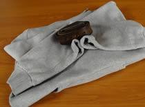 Jak wykonać sakwę z bluzy