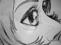 Jak narysować dziewczynkę w stylu Manga