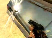 Jak zamienić Glocka na broń maszynową - glitch w CS Source