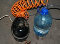 Jak zrobić myjkę ciśnieniową