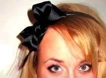 Jak zrobić kokardki do włosów