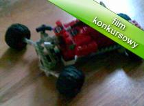 Jak zrobić samochód Lego Technic z kierownicą #1