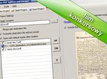 Jak podzielić dokument PDF