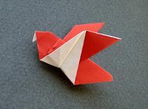 Jak zrobić gołębia origami