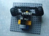 Jak zrobić prosty układ kierowniczy z Lego