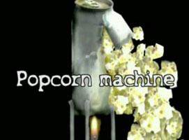 Jak zrobić maszynkę do popcornu