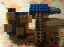Jak zbudować dysk BeyBlade z klocków Lego