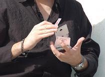 Jak szybko i efektownie przekładać karty #1 - Noir w XCM