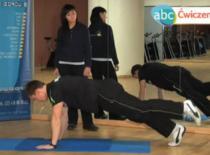 Jak ćwiczyć mięśnie brzucha #1 - Wahadło w podporze