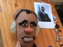 """Jak zrobić """"własnego"""" Baracka Obamę"""