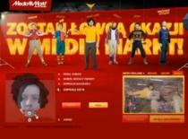 Jak umieścić swoją twarz w reklamie Media Markt
