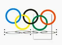 Jak zrobić koła olimpijskie w Corelu