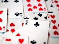 Jak przekładać karty w efektowny sposób - One Hand Revolution Cut