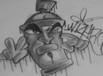 Jak narysować puszkę spreju w stylu graffiti