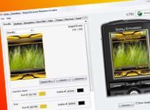 Jak zrobić motyw na Sony Ericsson w SE Themes Creator