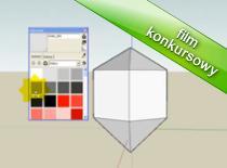 Jak zrobić diament w programie Google SketchUp