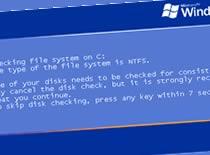 Jak wyłączyć CHKDSK podczas uruchamiania systemu