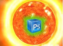 Jak zrobić słońce w programie Photoshop