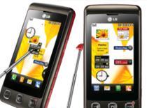 Jak nakleić folię ochronną na ekran telefonu LG KP500