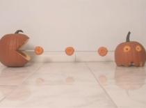 Jak zrobić motyw z gry Pac-Man na Halloween