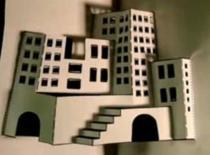 Jak wyciąć miasteczko 3D z papieru