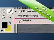 """Jak używać narzędzia """"miarka"""" w Adobe Photoshop CS5"""