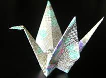 Jak zrobić żurawia origami
