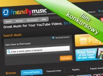 Jak znaleźć tani soundtrack do filmiku - FriendlyMusic.com