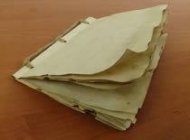 Jak zrobić średniowieczny dziennik