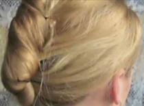 Jak zrobić elegancką fryzurę - Kok Francuski