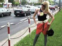 Lato w mieście - sesja zdjęciowa