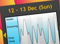 Jak korzystać z aplikacji Sleep Cycle - pobudki w odpowiednim momencie