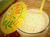 Jak przyrządzić bananowy koktajl mleczny