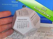 Jak zrobić przestrzenny kalendarz