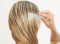 Jak dbać o włosy - serum do włosów
