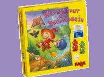 Jak grać w grę dla dzieci Hexenkraut und Spinnenbein