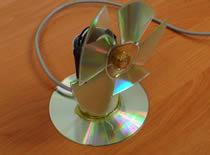 Jak zrobić wiatrak zasilany przez USB