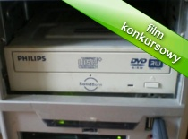 Jak otworzyć zablokowany napęd DVD