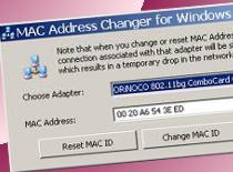 Jak zmienić adres MAC (adres fizyczny)