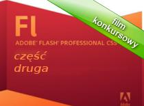 Jak używać programu Adobe Flash Professional CS5 #2