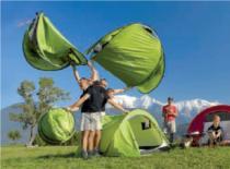 "Jak rozłożyć namiot Quechua 2"" Seconds"
