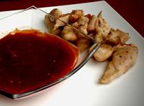 Jak zrobić grillowane paluszki z kurczaka