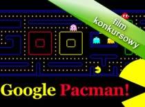 Jak grać w grę Pacman na Google
