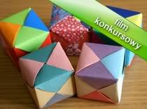 Jak zrobić ozdobny sześcian origami