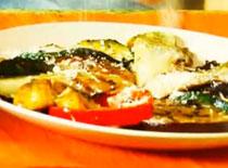 Jak zrobić wegetariański grill plus deser