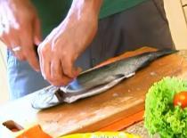 Jak filetować rybę