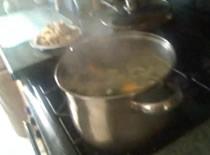 Jak zrobić zupę brokułową z serem pleśniowym #2