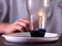 Jak wykonać doświadczenie z fizyki - statek w butelce