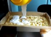 Jak zrobić ciasto jabłkowo-kokosowe