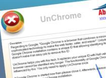 Jak być anonimowym dla Google Chrome